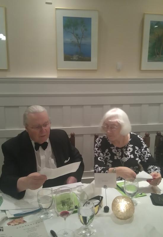 Dinner letters