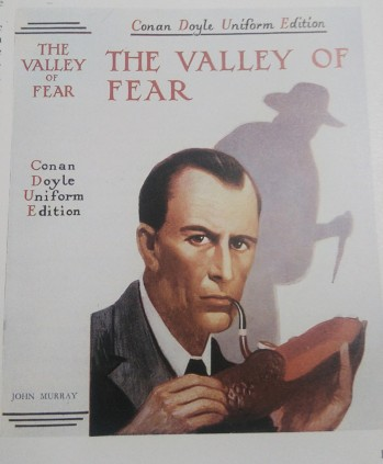 Valley of Fear Cover