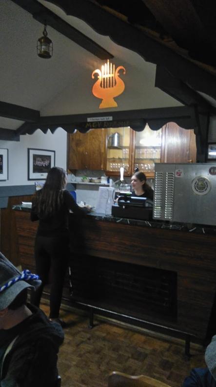 alpen club bar