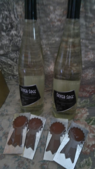 Silver Blaze wine