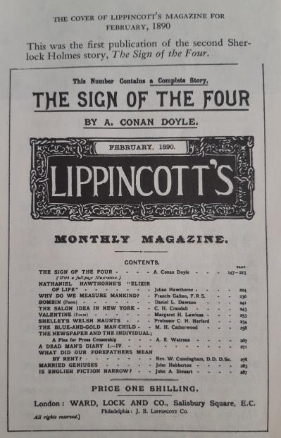 SIGN Lippincotts